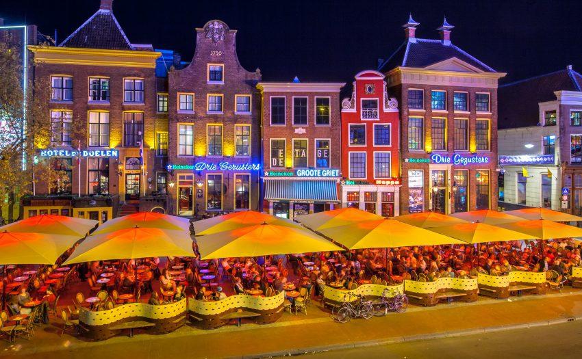 Uitgaan in Groningen