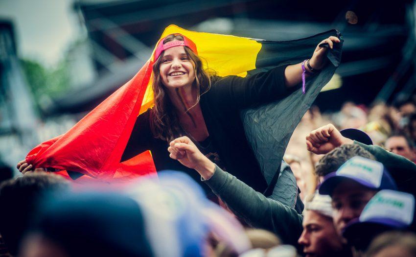 Festivals in België