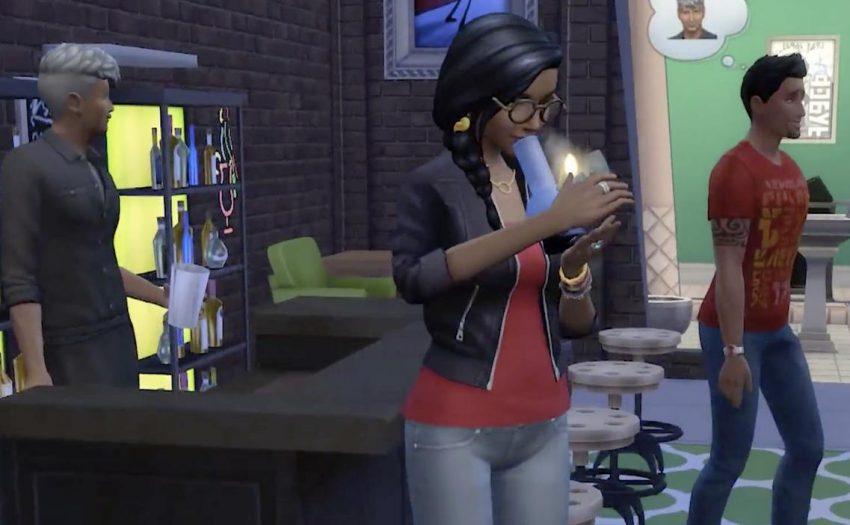 Deze Sims 4 mod laat je personages drugs gebruiken   Mellowed