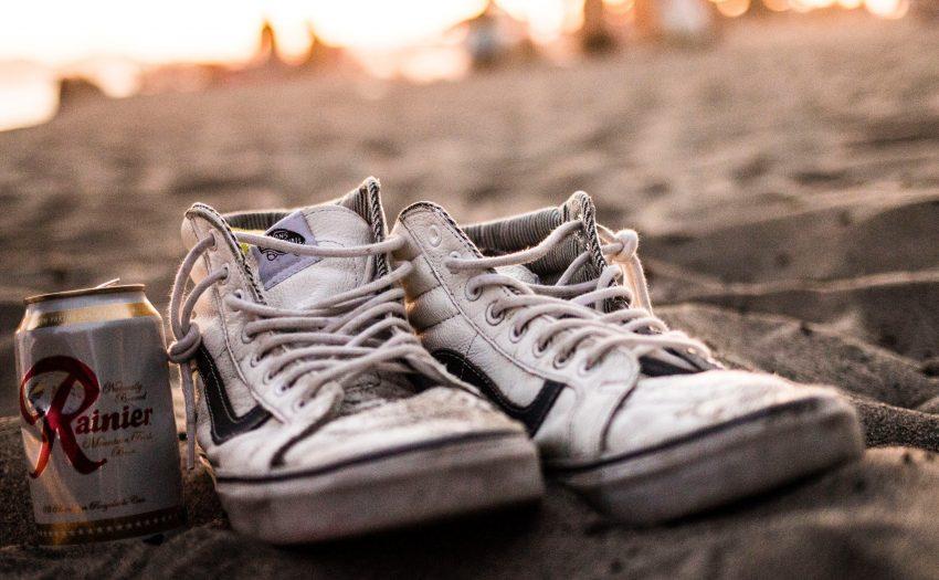 Zo krijg je jouw schoenen schoon na een festival | Mellowed