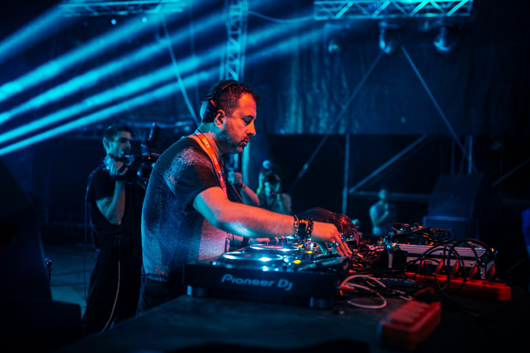 Technoheld Dave Clarke presenteert line-up ADE-nacht in ...