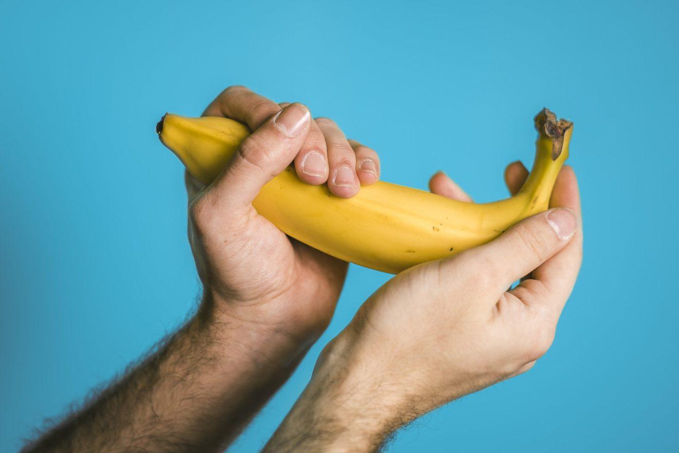 grote onbesneden penis Fotos