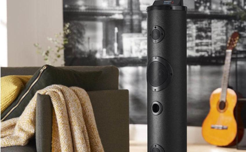 Bluetooth-soundtower