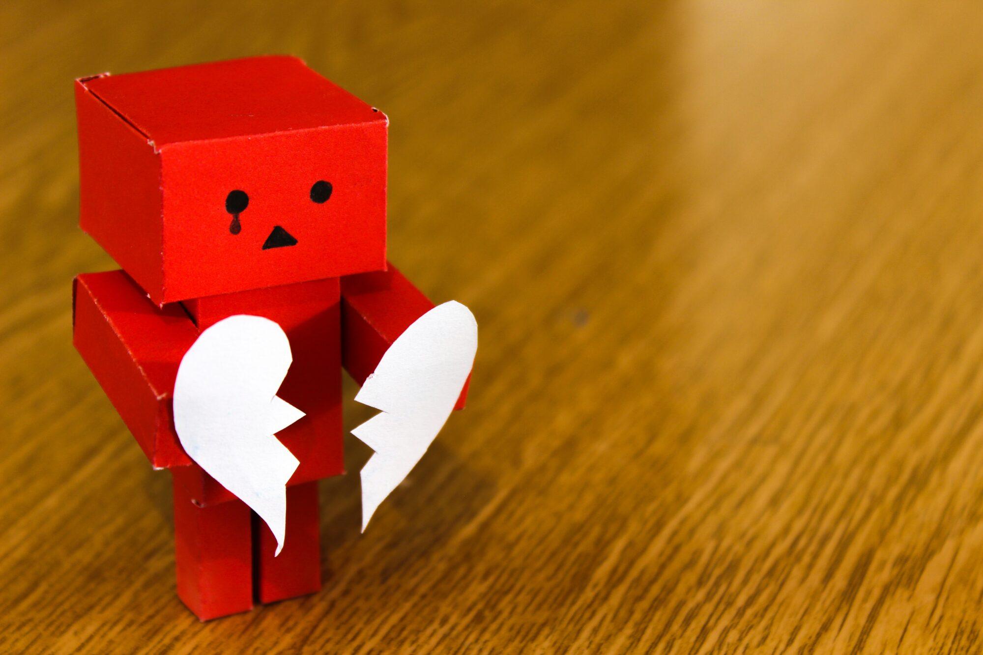 Gebroken hart-2