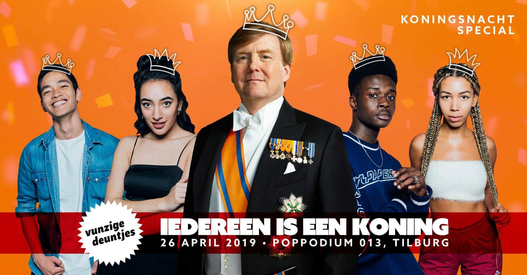 Koningsnacht 2019