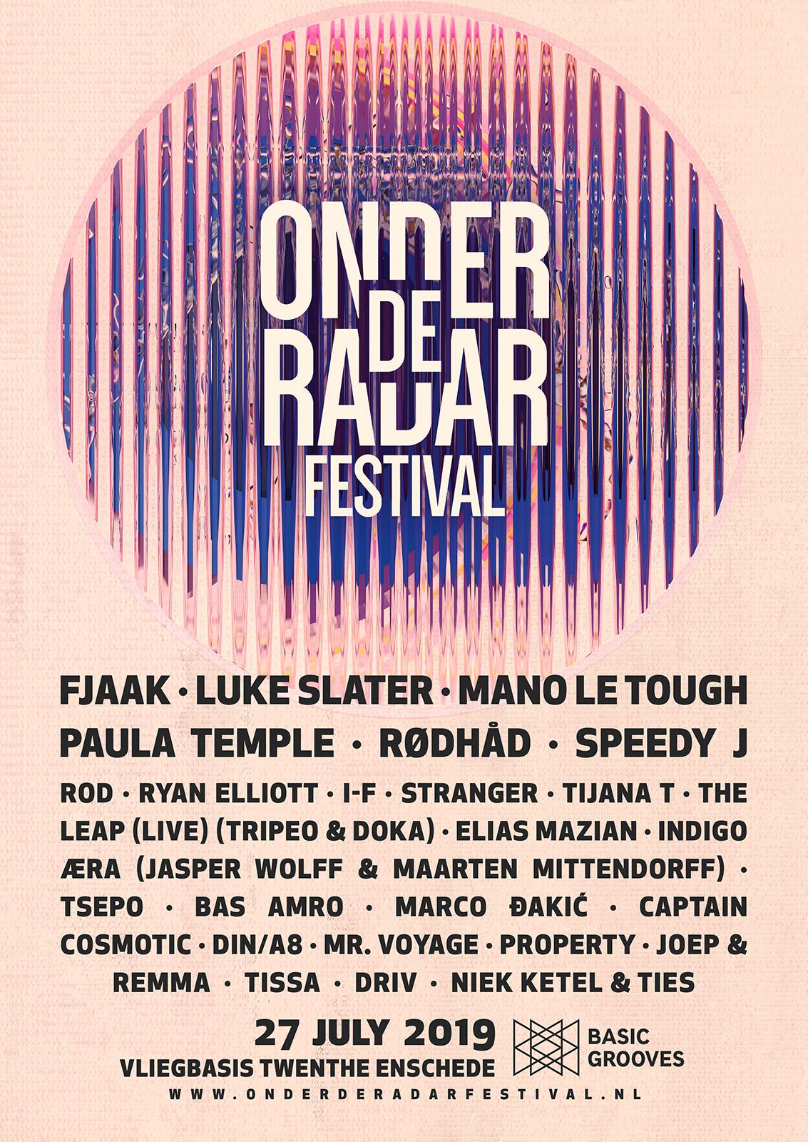 Onder De Radar Festival