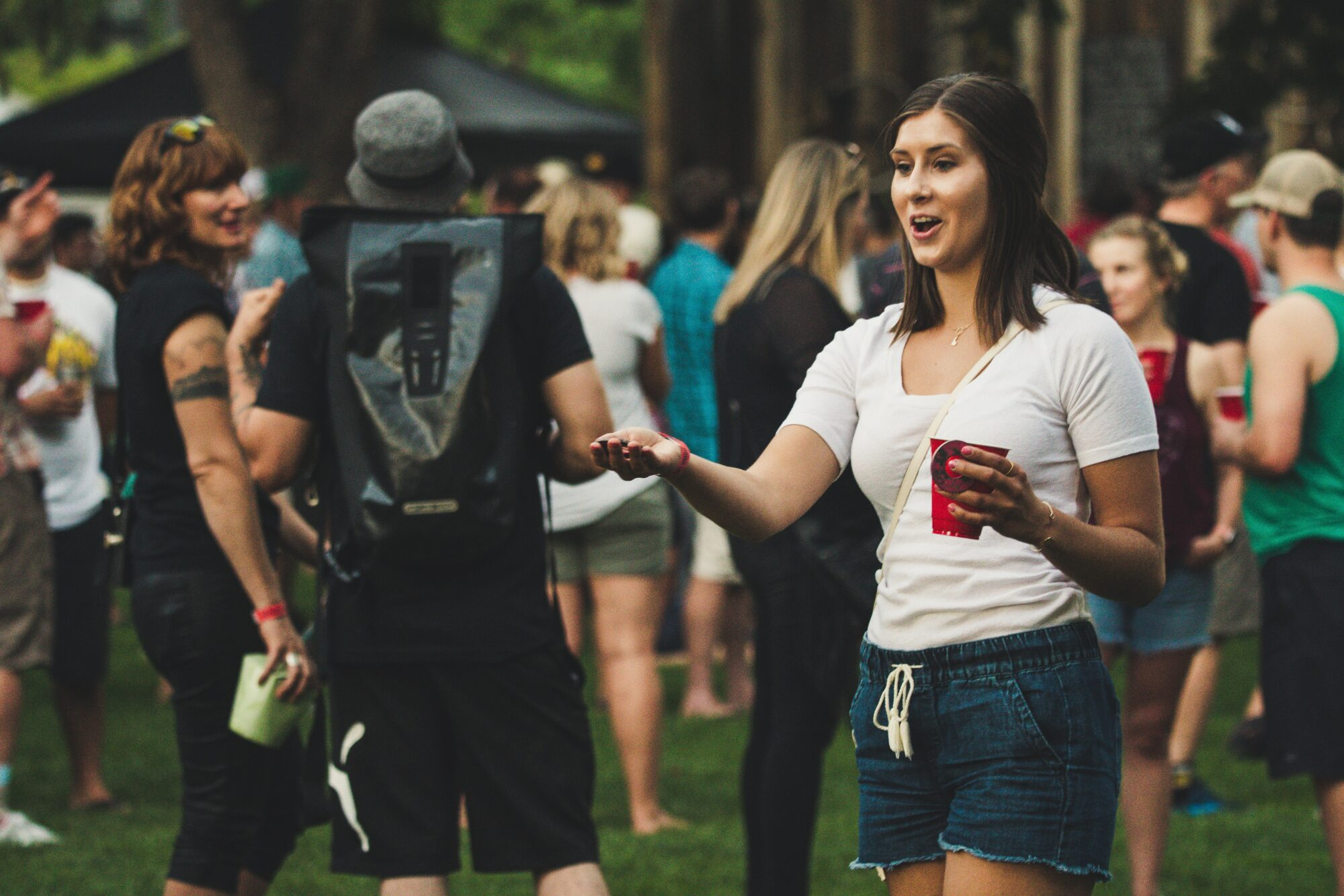 Tinder festivalmodus