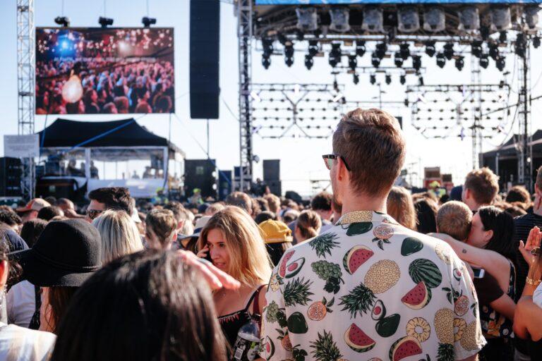Aantal festivals