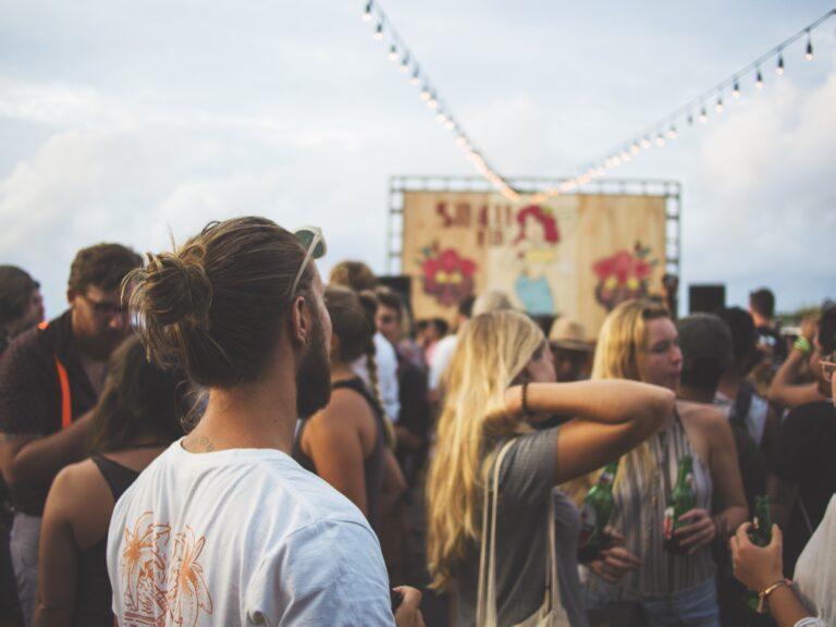 Singles Beach festival