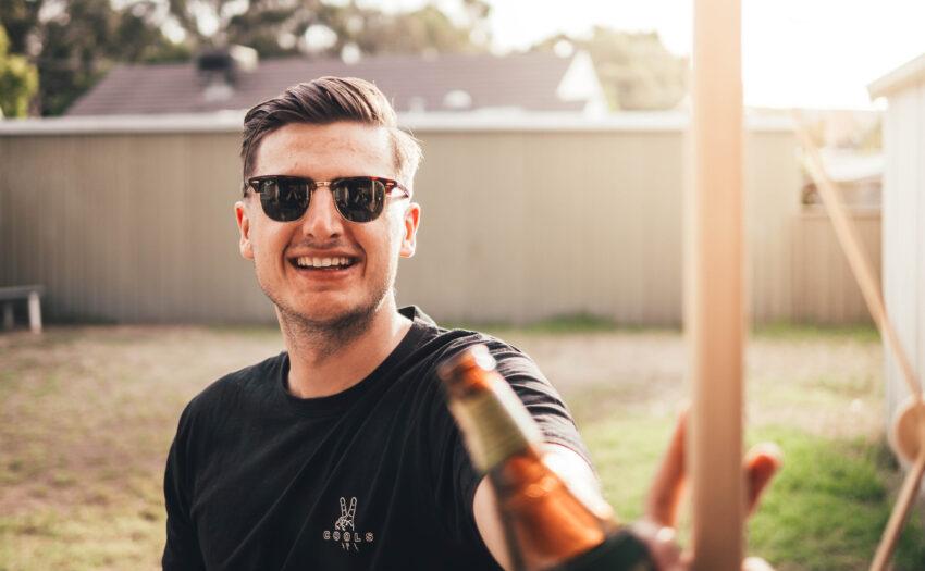 bier openen