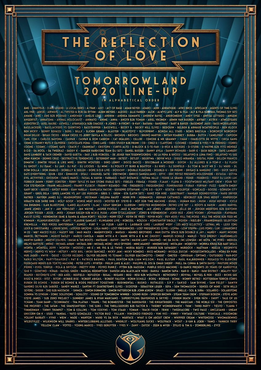 Tomorrowland 2020-2