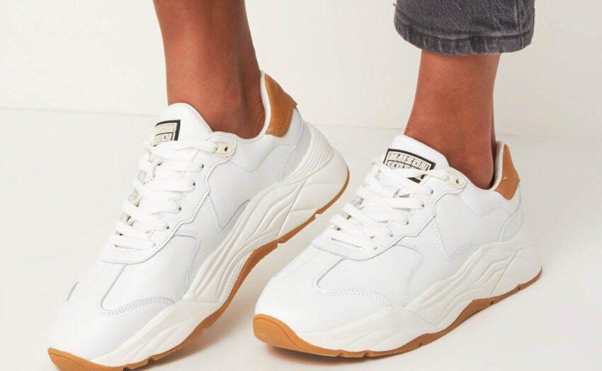 Witte sneakers-5