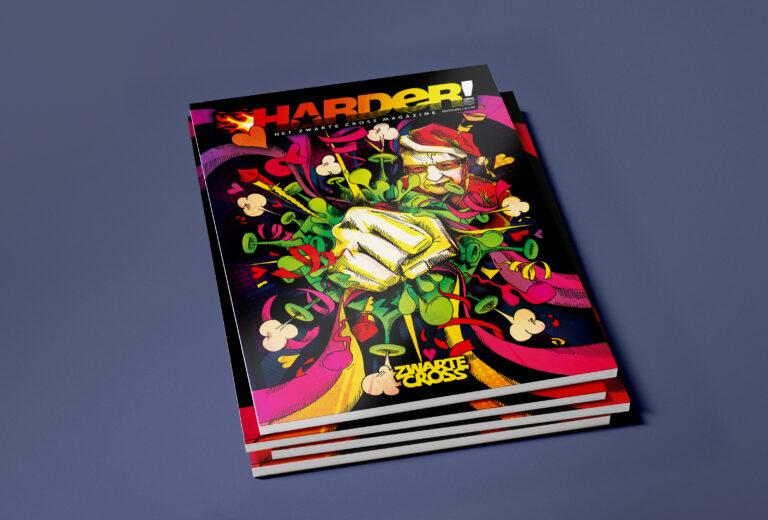 Harder! Magazine